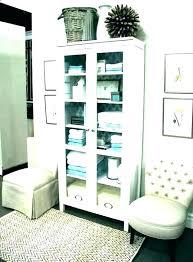 glass bookshelf bookcases bookcase with doors white ikea billy australia bookc