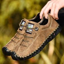 New Hand <b>Stitching Casual</b> Sports Shoes Breathable <b>Men's Fashion</b> ...