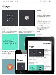 Blogger Mobile Template Free Best Blog Theme For Wordpress Blogger 2018