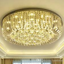 dimmable led chandeliers ceiling installation led round european modern luxury crystal ceiling lights for hotel villa home decoration ceiling chandeliers
