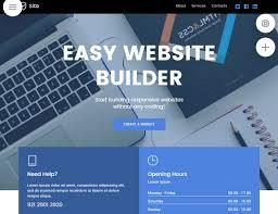 Builder Online Stunning Online Website Builder Review