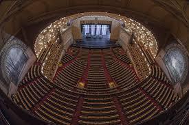Auditorium Theatre Of Roosevelt University Seating Chart Auditorium Theatre Archpaper Com