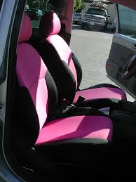i contacted them to request that my headrest covers match the pink inserts and they marked it down on my order without issue great and customer
