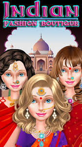 indian beauty makeover salon makeup dressup spa games