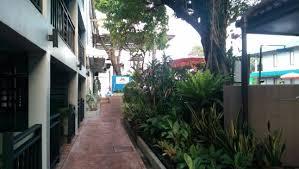 patong bay garden hotel reviews. patong bay garden resort: view from room 1221 towards beach bar and hotel reviews