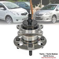 JDM TOYOTA YARIS 1Nd-Tv 1.4L D-4D Turbo Diesel Engine 5 Speed ...