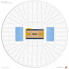 The Brilliant And Also Attractive Wvu Coliseum Seating Chart