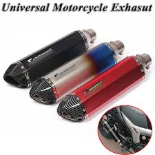 Slip On For YAMAHA R1 YZF 2015 2016 2017 <b>Motorcycle</b> Exhaust ...