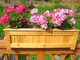 fence planter boxes wall mounted wooden cedar board box ideas