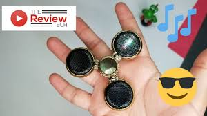 Fidget Spinner With Led Lights And Speaker Bluetooth Speaker Fidget Spinner With Led Lights