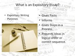 what is an expository essay expository writing purposes gives  slide 3 jpg
