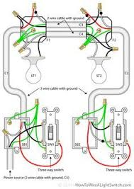 wiring a light switch to multiple lights and plug google search Multiple Lights One Switch Diagram this circuit is a simple 2 way switch circuit with the power source via the switch to control multiple lights wiring multiple lights to one switch diagram