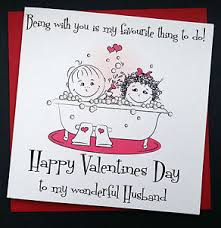 image is loading handmade cute funny valentines day card husband wife