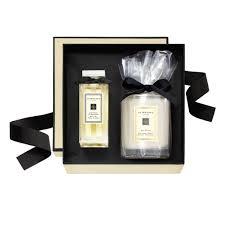 bath oil travel candle gift set jo malone london