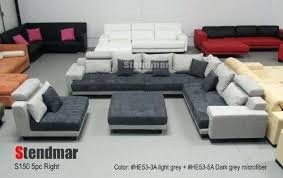 Modern couches for sale Modern Lounge New Modern Gray Microfiber Big Sectional Sofa Couches Sale New Modern Gray Microfiber Big Sectional Sofa Couches Sale Aliexpress Decoration New Modern Gray Microfiber Big Sectional Sofa Couches