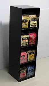 Tea Bag Display Stand Amazon 100 Flavor Tea Rack Coffee Counter Organizer 100 Total 54