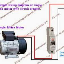 the complete guide of single phase motor wiring with circuit Single Phase Contactor Wiring Diagram the complete guide of single phase motor wiring with circuit breaker and contactor diagram single phase 2 pole contactor wiring diagram