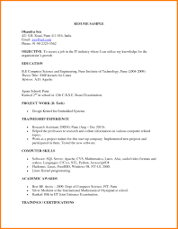 examples of resumes resume samples for it jobs format teacher 93 awesome job resume outline examples of resumes