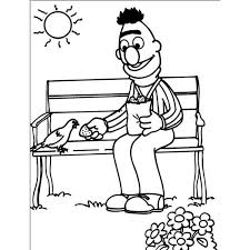 Small Picture Free Printable Sesame Street Coloring Sheets Download for Fun