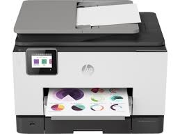 Hp Officejet Pro 9020 All In One Printer