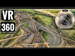 Real Life 360° Roller Coasters VR Videos <b>360 degree 4K</b> Compilation