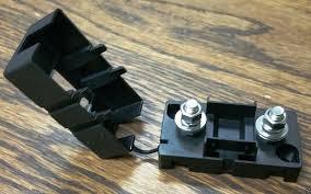 mini anl black fuse block