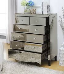 smoked mirrored furniture. Office Marvelous Art Deco Mirrored Furniture 11 Monaco Smoke Tb 02 Smoked O