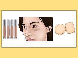 use concealer first to ensure good coverage of a bruise start by applying a layer of concealer choose a concealer that is lighter than your natural skin
