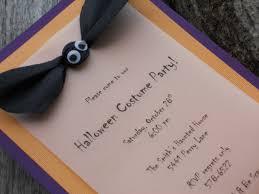 Birthday Party Dresses Likable Halloween Birthday Party Invitation