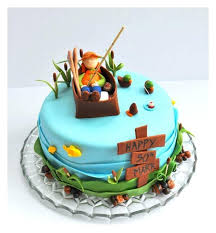 Pick Up Fishing Cake Ideas Cone Crusherclub
