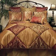 gold bedding sets king size burdy and gold comforter set king red brown with sets decorations gold bedding sets king size