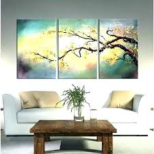 3 piece framed wall art australia