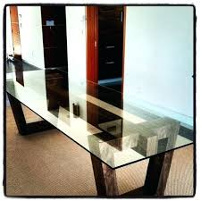glass top contemporary dining table table base for glass top startling building a dining tables round