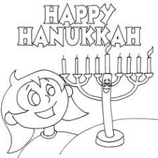 Small Picture Free HanukkahChanukah Coloring Book Hanukkah Worksheets Books