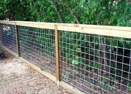 Backyard Wire Fence Ideas Dog Fence Temporary Ideas Garden City Ny