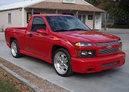 Chevrolet Colorado red gallery. MoiBibiki #2