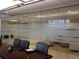gallery office glass. Glass Wall Conference Room With Frosted Horizon | Systems Gallery Interior Products Office