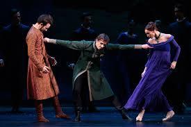 В Большом театре прошла премьера балета «<b>Зимняя сказка</b>» - МК