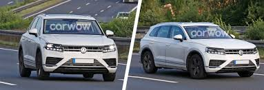 new car reg release date2017 VW Touareg 4x4 SUV price specs release date  carwow