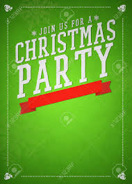 christmas party invitation poster or flyer background empty christmas party invitation poster or flyer background empty space stock photo 33795660