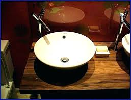 astounding how to unclog a bathroom sink drain with standing water clogged sink standing water how