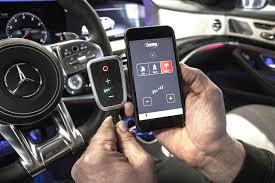 Jaunajā s klasē ar eq boost funkciju elektrodzinējs ar spēcīgu jaudu atbalsta iekšdedzes dzinēju paātrinājuma laikā. Mercedes Benz S450 Eq Boost W222 With Dte Power
