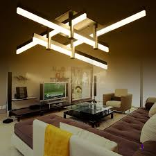 cool ceiling lighting. Large LED Bar Close To Ceiling Light Modern Cool Lighted - Beautifulhalo.com Lighting