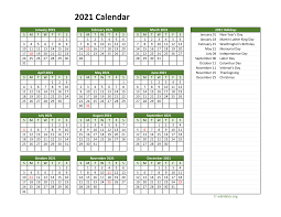 You may customize it the way you want it. Printable 2021 Calendar With Federal Holidays Wikidates Org