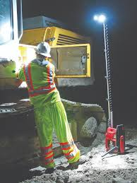 work area lighting. Portable Flagger Station And Work Area Lighting | Safety Cones USA 800-640-1843