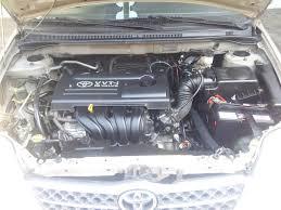 Vendo Toyota Corolla gli 2001