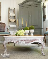 5 out of 5 stars. Coffee Table Makeover With French Country Style Prodigal Pieces