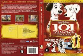 dvd 101 dalmatians platinum edition 2e editie