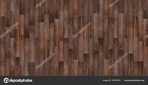Seamless Wood Texture Background Panoramic Dark Wood Floor Texture