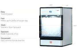 residential nugget ice maker flake ice maker residential countertop residential nugget ice machine residential undercounter flake